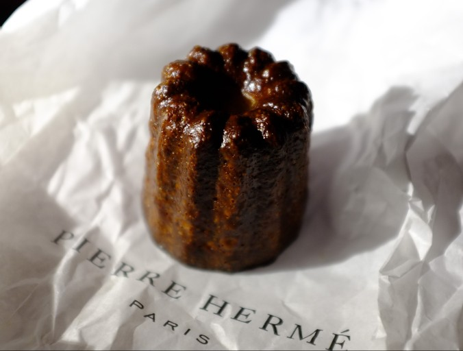 The holy canelé grail